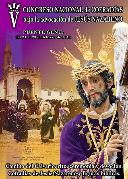 V Congreso Cofradias de Jesus Nazareno