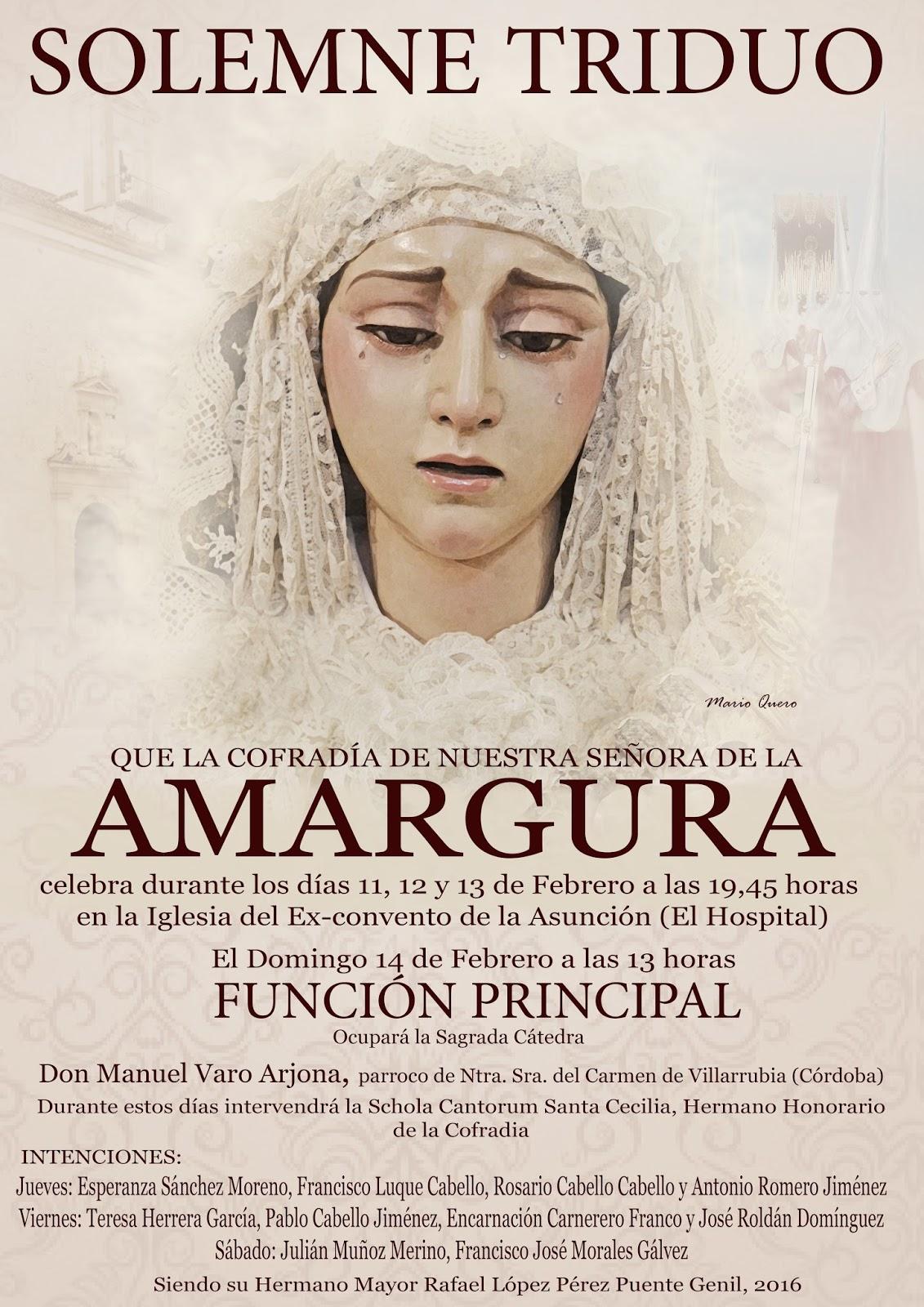 besamanos Amargura 2015